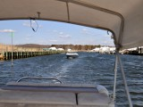 Leaving Key Harbor Marina_ Waretown