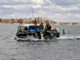 Waterway Cleanup Boat